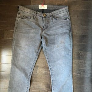 Current/Elliott gray jeans size 27